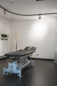 Onze behandelruimte in Antwerpen