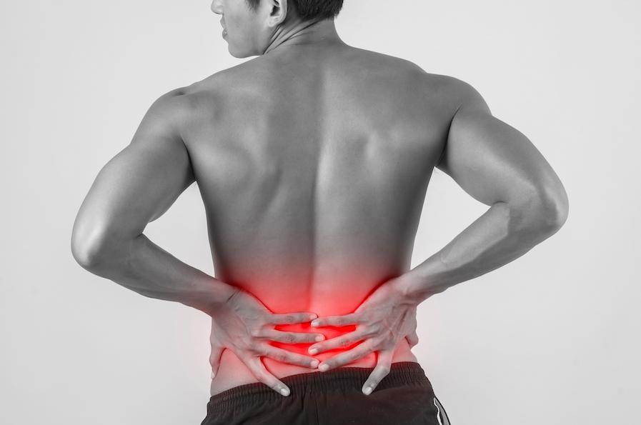 lage rugpijn verhelpen