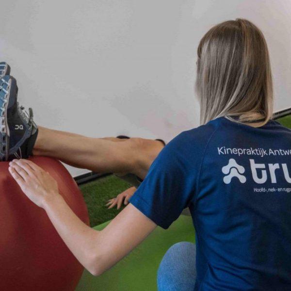 Wat is sportkinesitherapie